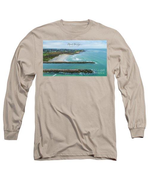 Fenway Beach, Weekapaug Long Sleeve T-Shirt