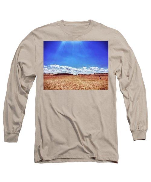 Fenwick Island State Park Long Sleeve T-Shirt