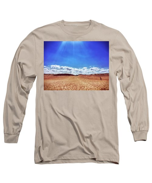Fenwick Island State Park Long Sleeve T-Shirt