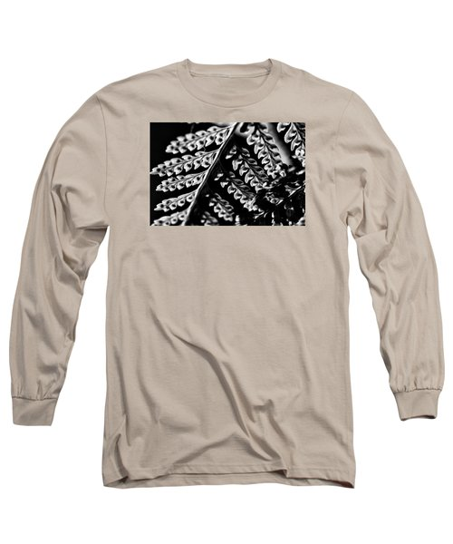 Fern Long Sleeve T-Shirt by Kevin Cable