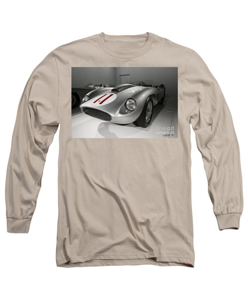 Ferrari No. 11 Long Sleeve T-Shirt
