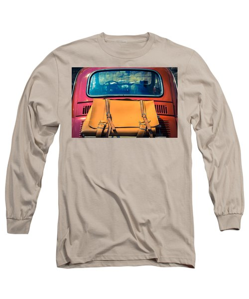 Fiat 500 Long Sleeve T-Shirt