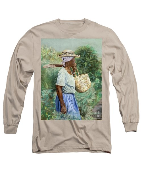 Field Day Long Sleeve T-Shirt