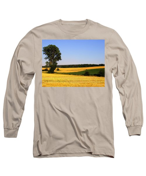 Field Flow Long Sleeve T-Shirt