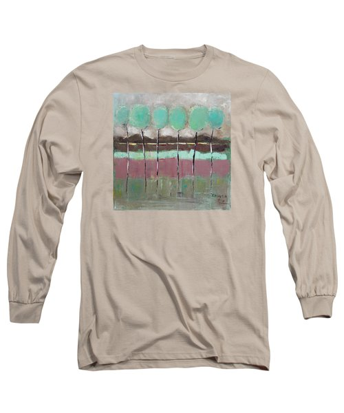 Going Out Long Sleeve T-Shirt by Becky Kim