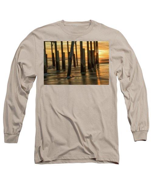 Fiery Kiss Long Sleeve T-Shirt