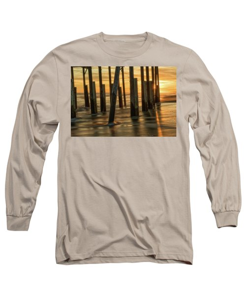 Fiery Kiss Long Sleeve T-Shirt