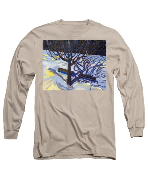 Fifth Floor Shadows Two Long Sleeve T-Shirt