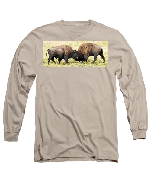 Fight  Long Sleeve T-Shirt