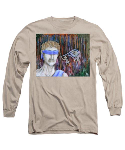 Fighting The Inner Goliath Long Sleeve T-Shirt