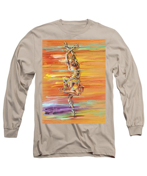 Jazz It Up Long Sleeve T-Shirt
