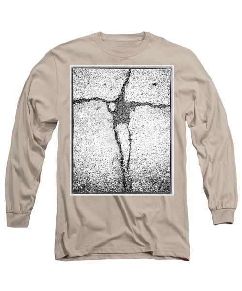 Figure #01 Long Sleeve T-Shirt