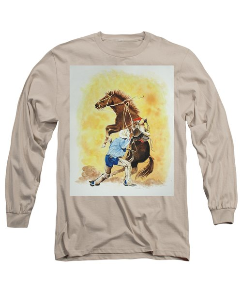 Final Appeal Long Sleeve T-Shirt