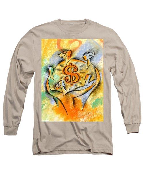 Financial Success Long Sleeve T-Shirt