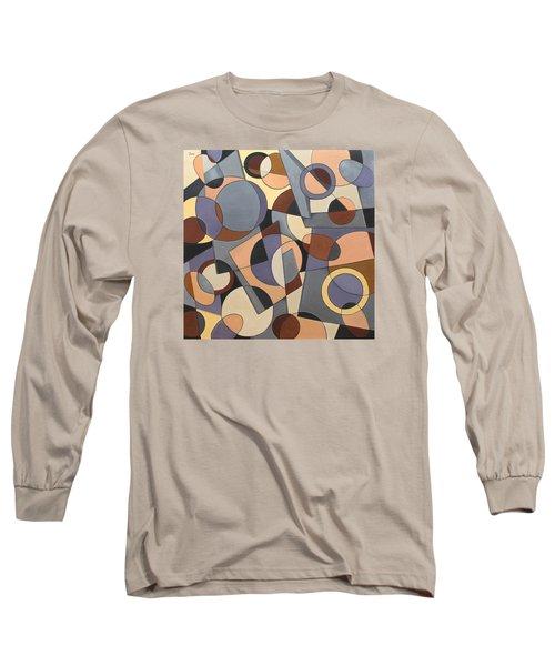 Finding A Way Long Sleeve T-Shirt by Trish Toro