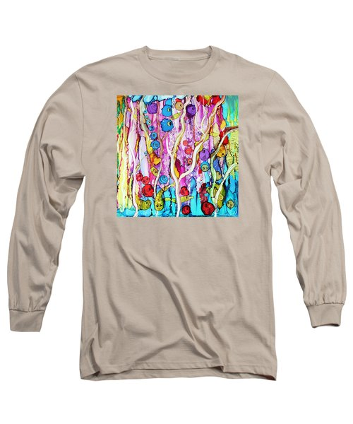 Finding Nemo Long Sleeve T-Shirt by Suzanne Canner