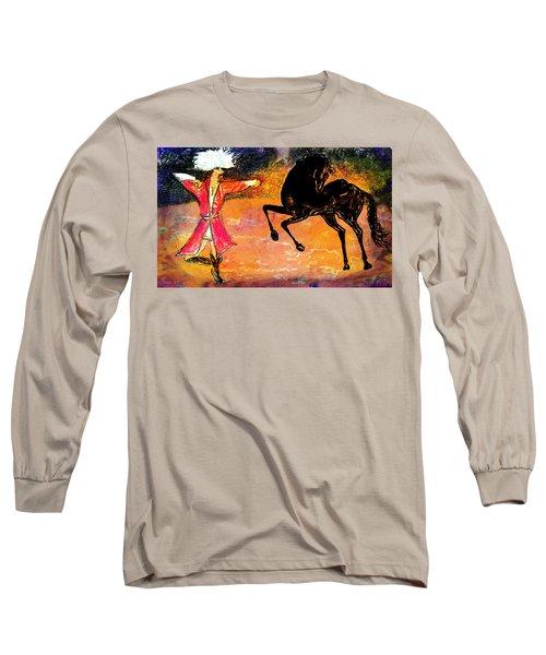 Firat And Shishan Dance I Long Sleeve T-Shirt