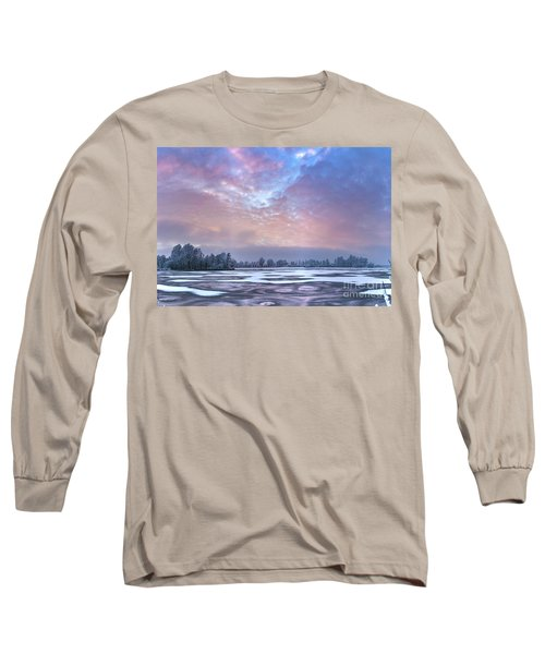 Fire And Ice Long Sleeve T-Shirt