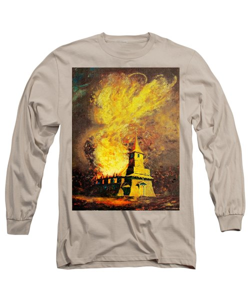 Fire Angel Long Sleeve T-Shirt