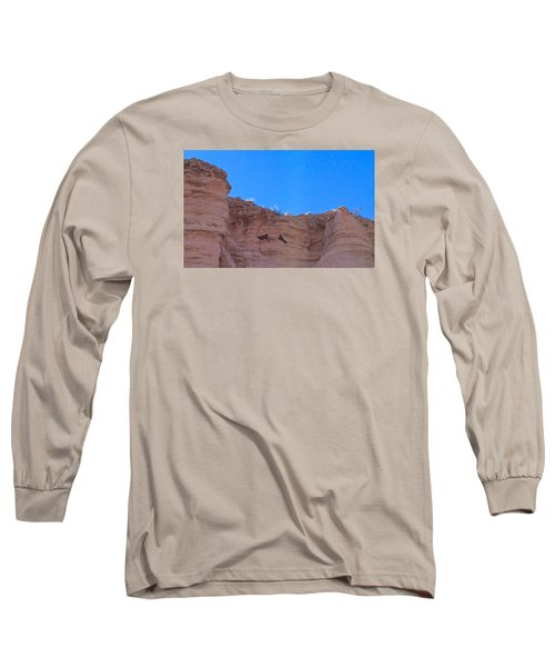 Long Sleeve T-Shirt featuring the photograph First Date by Brenda Pressnall