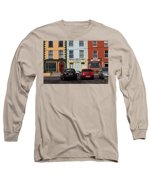 Fish And Chips 4136 Long Sleeve T-Shirt