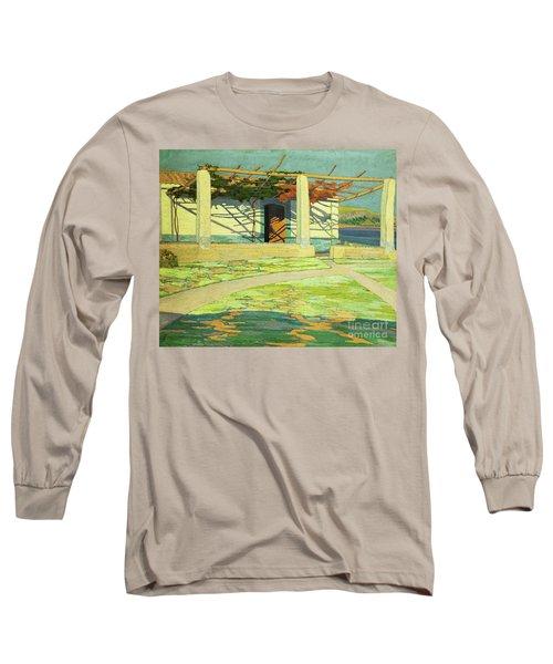 Fisherman's House, Puerta Pollensa Long Sleeve T-Shirt