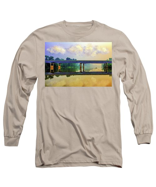 Fishin' For Angels Long Sleeve T-Shirt