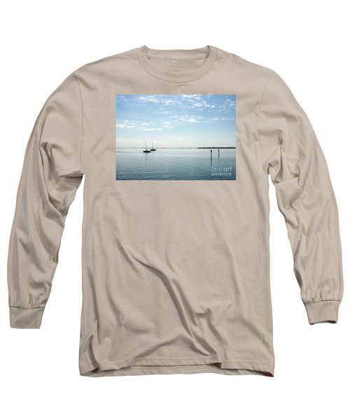 Fishing Buddies Long Sleeve T-Shirt by Gail Kent