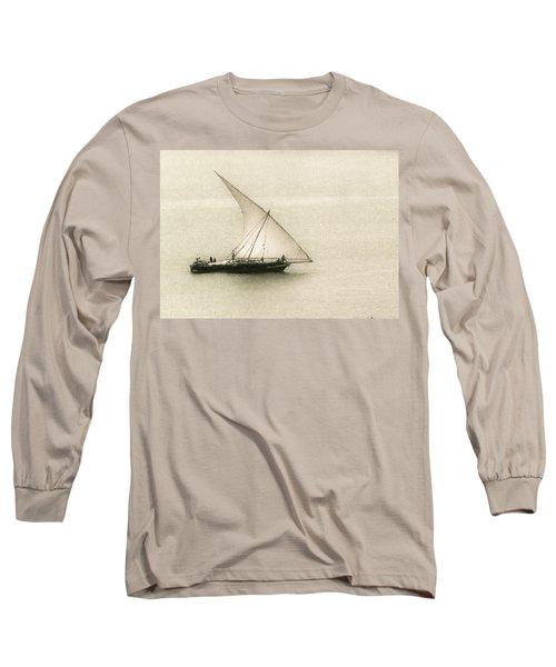 Fishing Dhow Long Sleeve T-Shirt