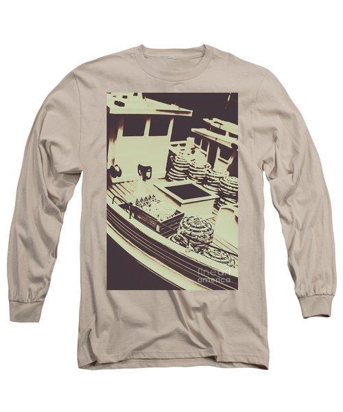 Fishing Fleet Long Sleeve T-Shirt