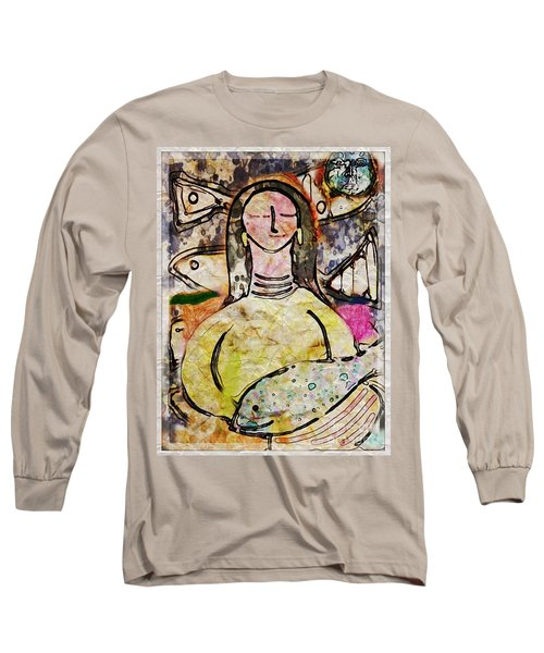 Fishmonger's Wife Long Sleeve T-Shirt