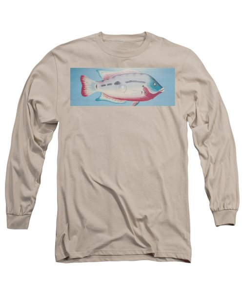 Fishy In Ocean Long Sleeve T-Shirt