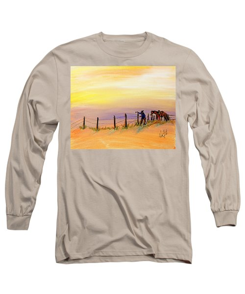 Fix On The Prairie Long Sleeve T-Shirt
