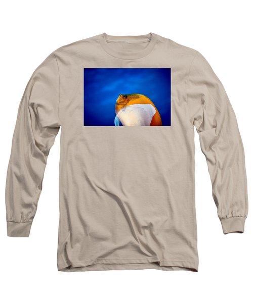 Fla-150811-nd800e-26086-color Long Sleeve T-Shirt by Fernando Lopez Arbarello