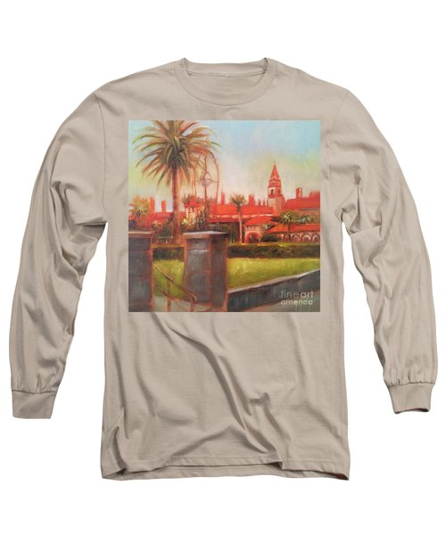 Flagler College Long Sleeve T-Shirt by Mary Hubley