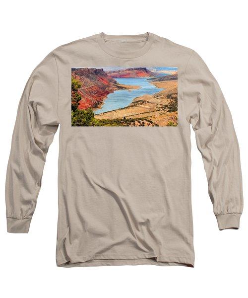 Flaming Gorge Long Sleeve T-Shirt