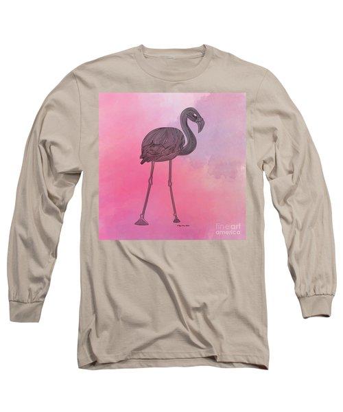 Flamingo5 Long Sleeve T-Shirt