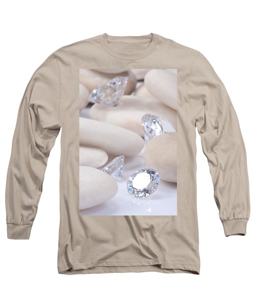Flashing Diamond Long Sleeve T-Shirt