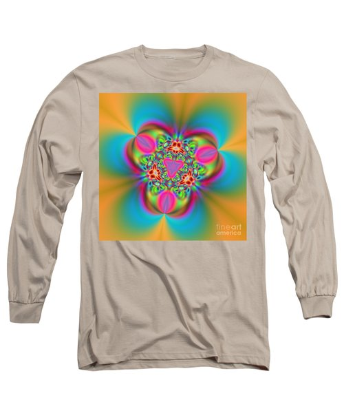 Flexibility 18ba Long Sleeve T-Shirt