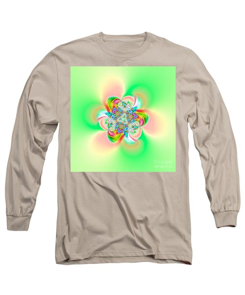Flexibility 39e2 Long Sleeve T-Shirt