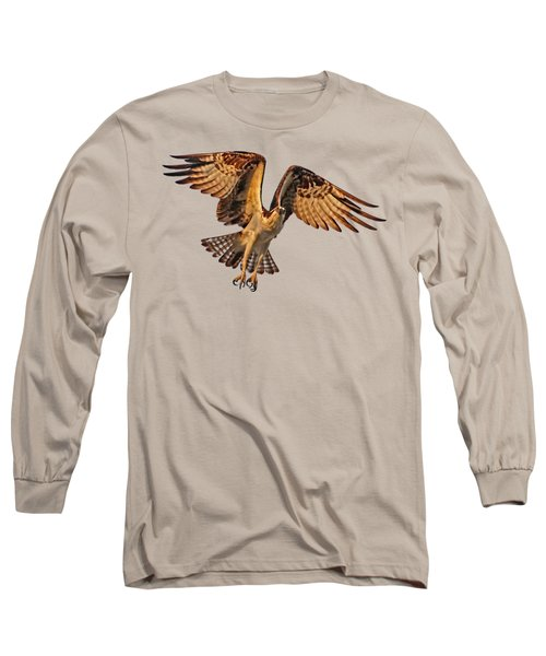 Flight Of The Osprey Long Sleeve T-Shirt