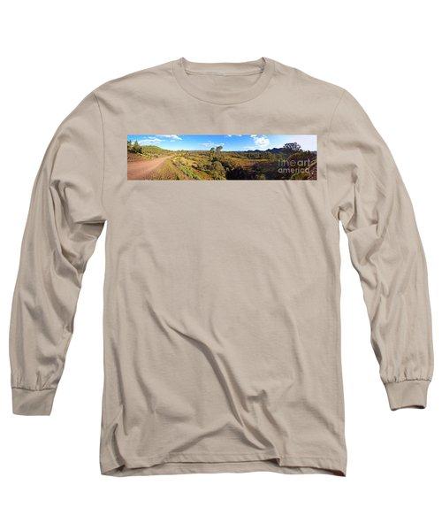 Flinders Ranges Long Sleeve T-Shirt