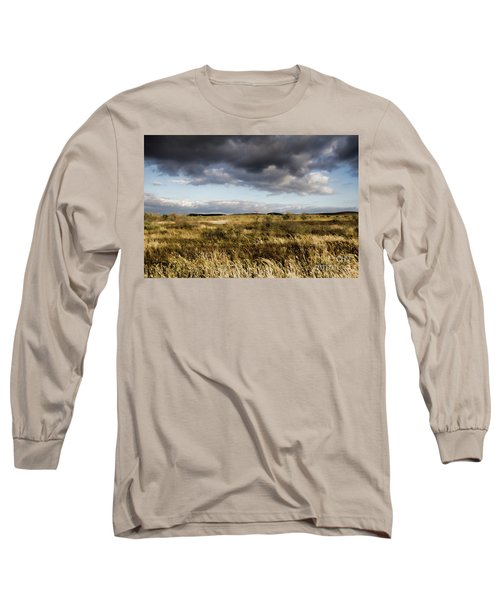 Flinders Ranges Fields V3 Long Sleeve T-Shirt by Douglas Barnard