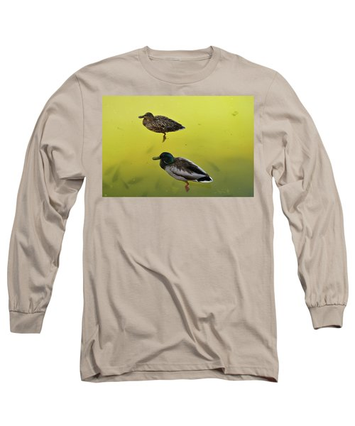 Floating Around Long Sleeve T-Shirt