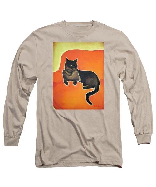 Floating Bebe Long Sleeve T-Shirt