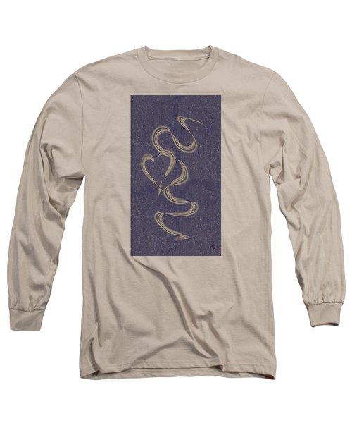 Floating Heart 1 Long Sleeve T-Shirt