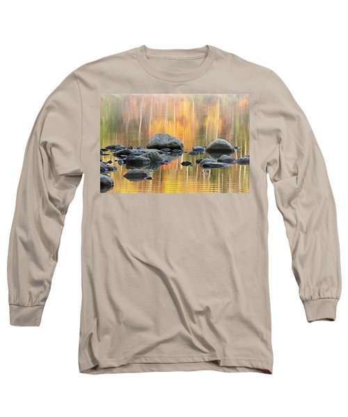 Floating Rocks Long Sleeve T-Shirt
