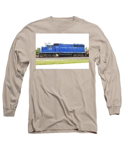 Floirda East Coast Engine Long Sleeve T-Shirt