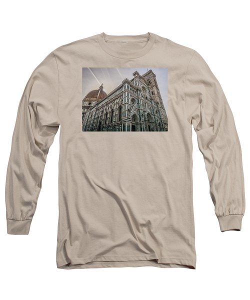 Florence Cathedral Long Sleeve T-Shirt