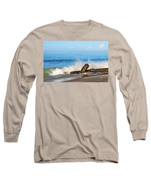 Florida Beach Long Sleeve T-Shirt